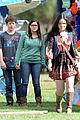 Ariel-nolan ariel winter nolan gould mf fair filming 12