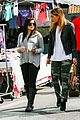 Awinter-furry ariel winter makes a furry friend at the farmers market 02