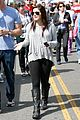 Awinter-furry ariel winter makes a furry friend at the farmers market 21
