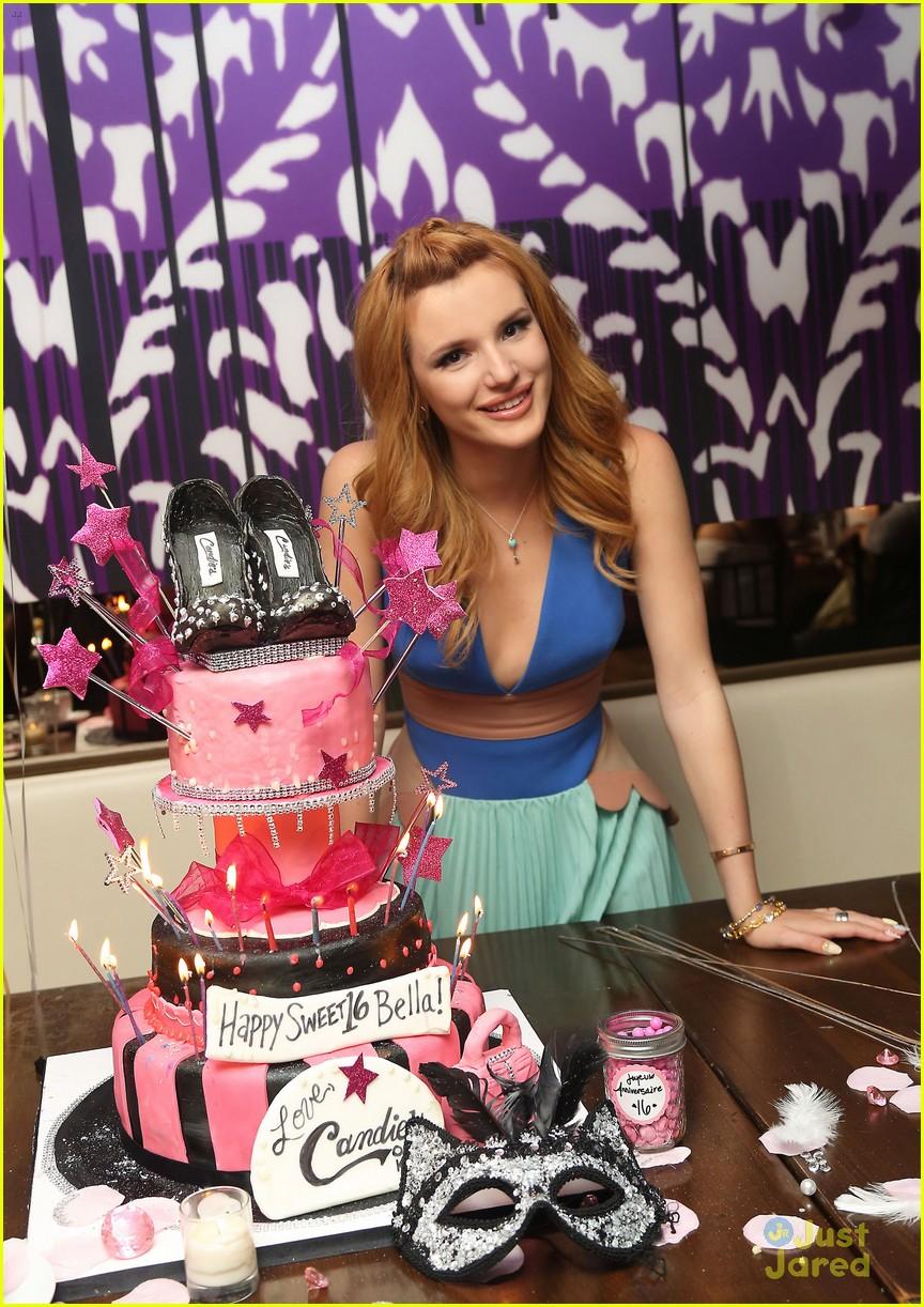 Bella Thorne Sweet 16 Birthday Party Pics 01