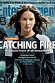 Catching-ew jennifer lawrence liam hemsworth catching fire entertainment weekly covers 01