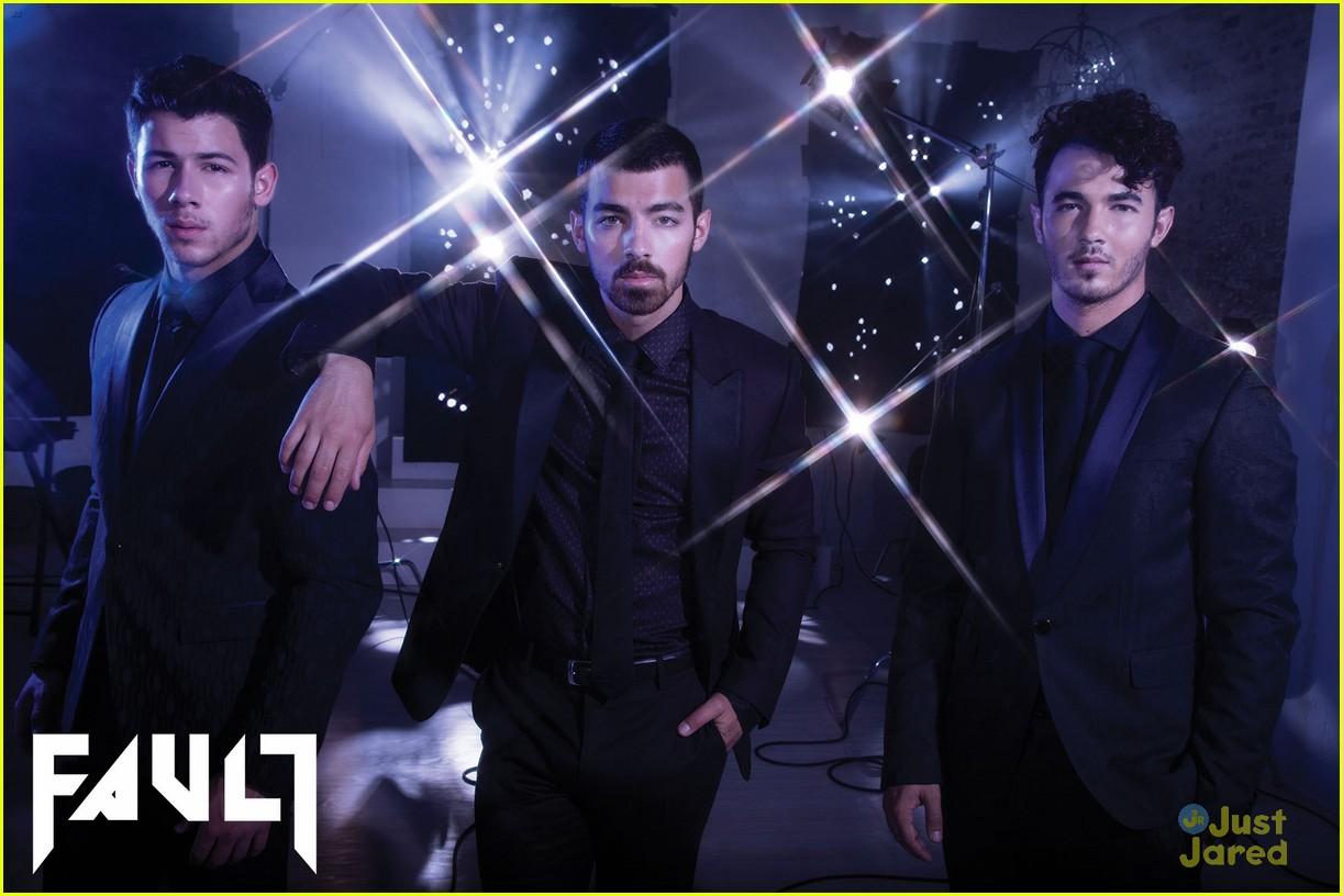 Daydream Stars: Jonas Brothers: 'Fault' Magazine Fall 2013 ...