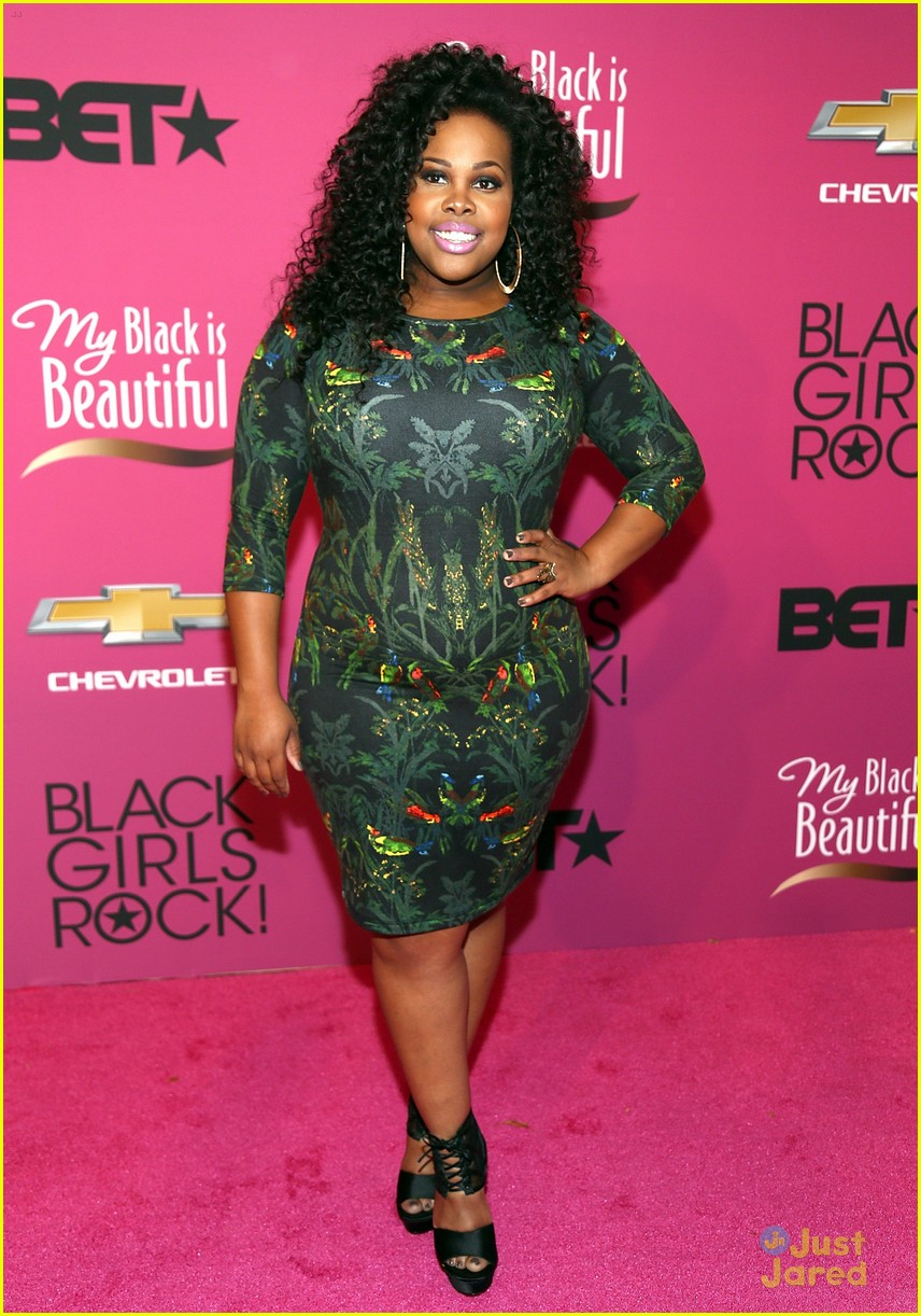 Amber Riley & Keke Palmer: Black Girls Rock! 2013 | Photo 612008 ...