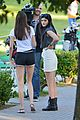 Kendall-golf kendall kylie jenner step out after parents separate 05