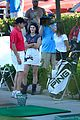 Kendall-golf kendall kylie jenner step out after parents separate 15
