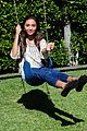 Rowan-dinner rowan blanchard so excited for pretty little liars 04