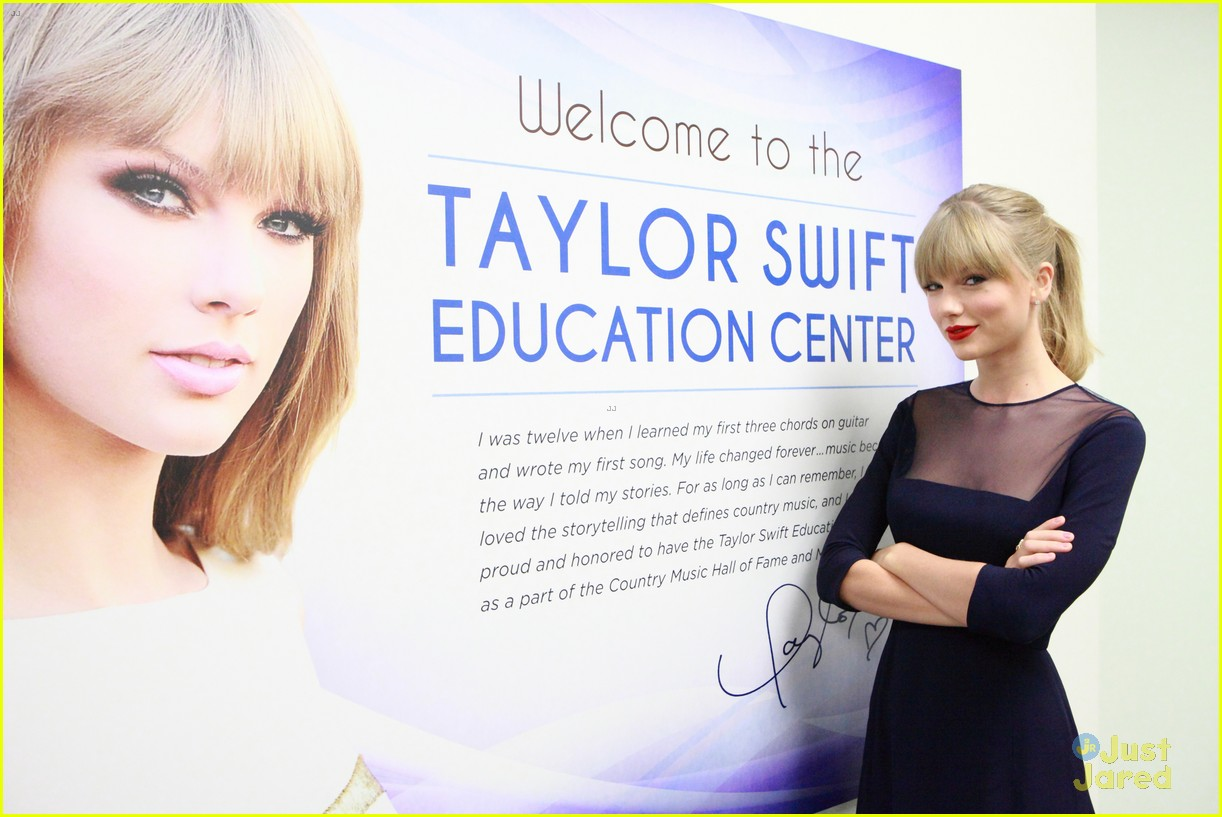 Daydream Stars Taylor Swift Education Center Opening