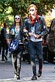 Victoria-leather victoria justice pierson fode leather jackets 12