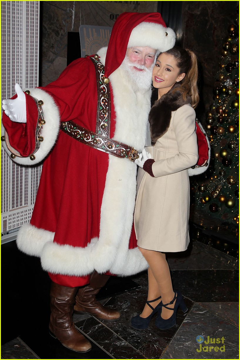 ariana grande nathan sykes bundle up in nyc 12