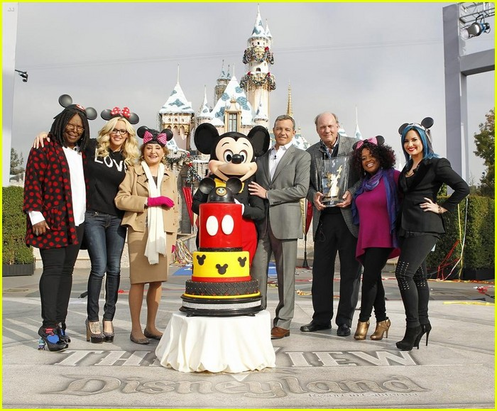 demi lovato bday mickey mouse 04