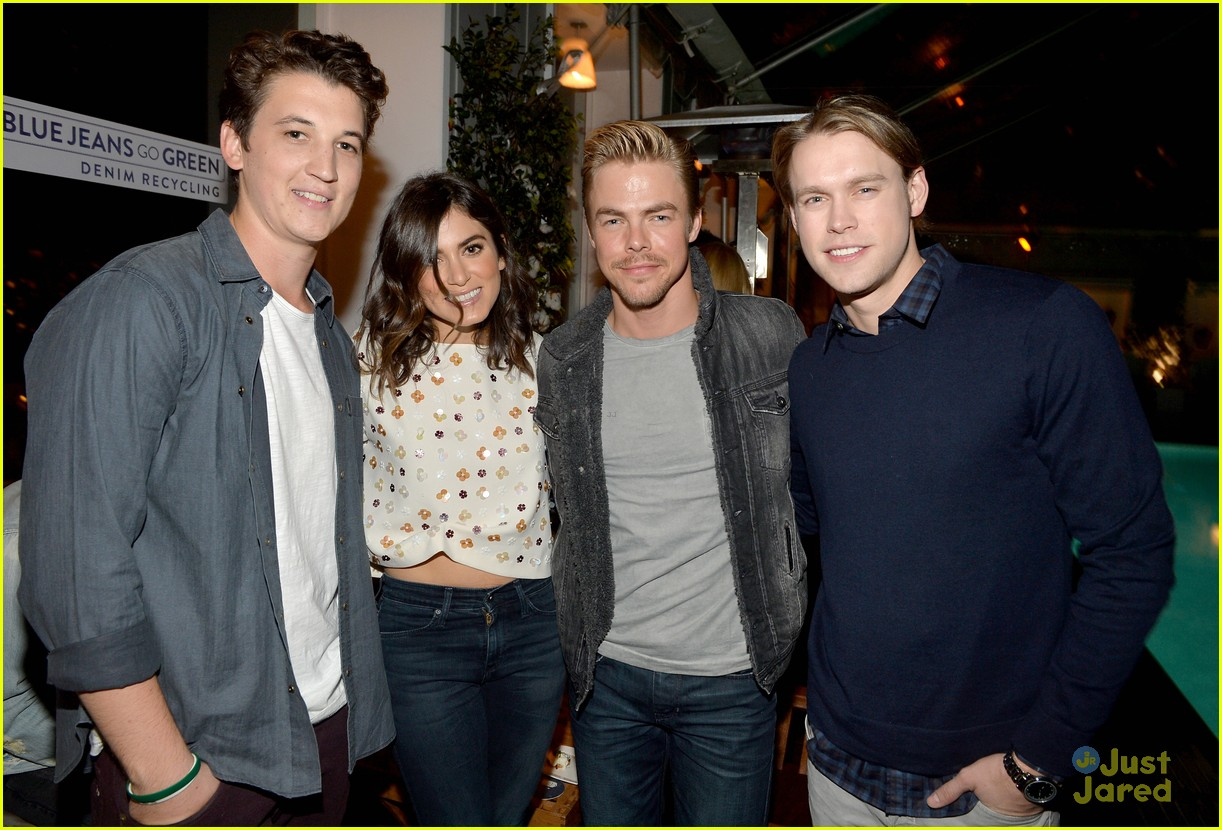 nikki reed shenae grimes cassie scerbo jeans event 03