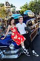 Ross-parade ross lynch maia mitchell parade taping disneyland 06