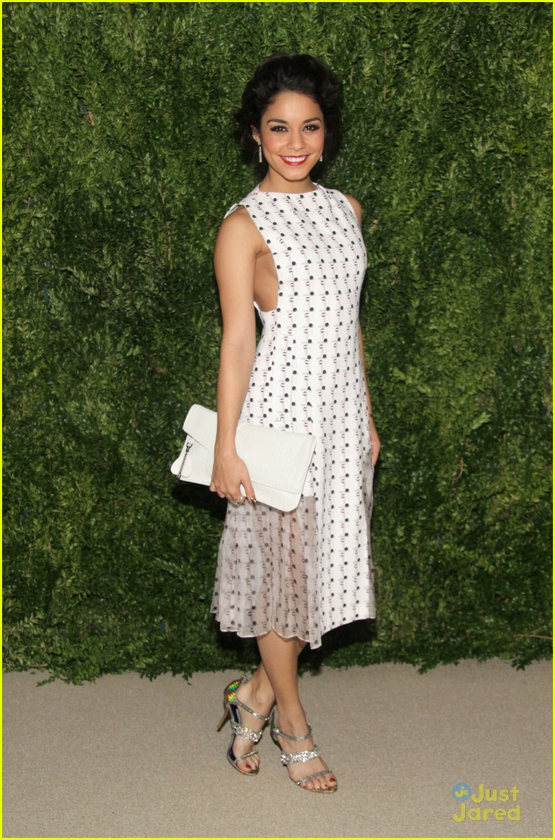 vanessa hudgens cfda vogue fashion fund celebration 05