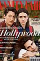 Miles-VF lily collins miles teller vanity fair france cover 01
