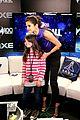 Selena-zbackstage selena gomez z100 jingle ball backstage 08