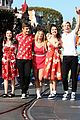 Tbm-parade ross lynch maia mitchell teen beach movie disney christmas parade 02