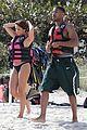 Mbj-shirtless michael b jordan shirtless jet skiing mystery girl 11