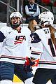 Olympics-hockey team usa prep game olympics announcement 05
