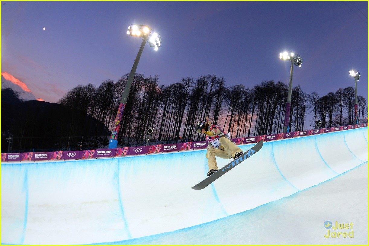 Сноуборд хафпайп олимпиада 7 фотография