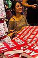 Kris-book kristin kreuk attends alex jones i am that girl book launch 08