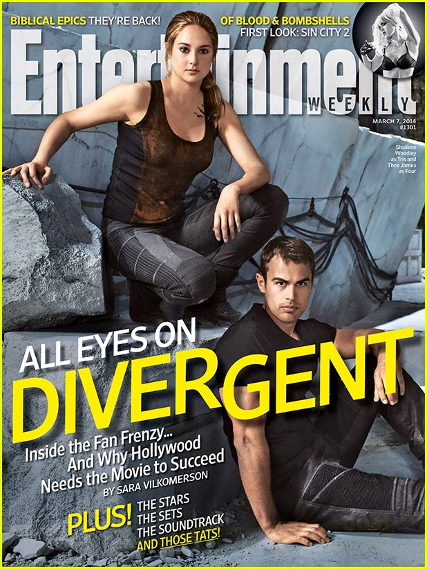 About This Photo Set: The release of Divergent is just around the ...