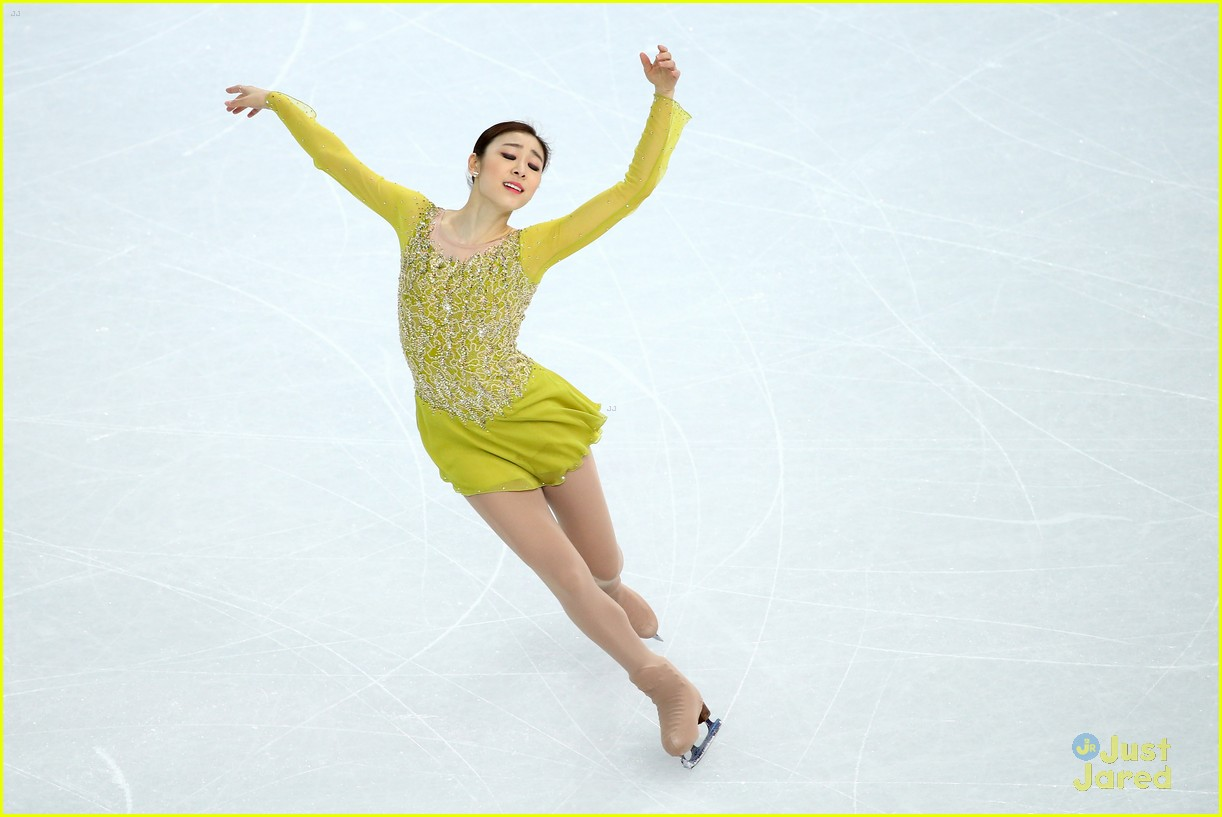 An examination of the performances of kim yuna