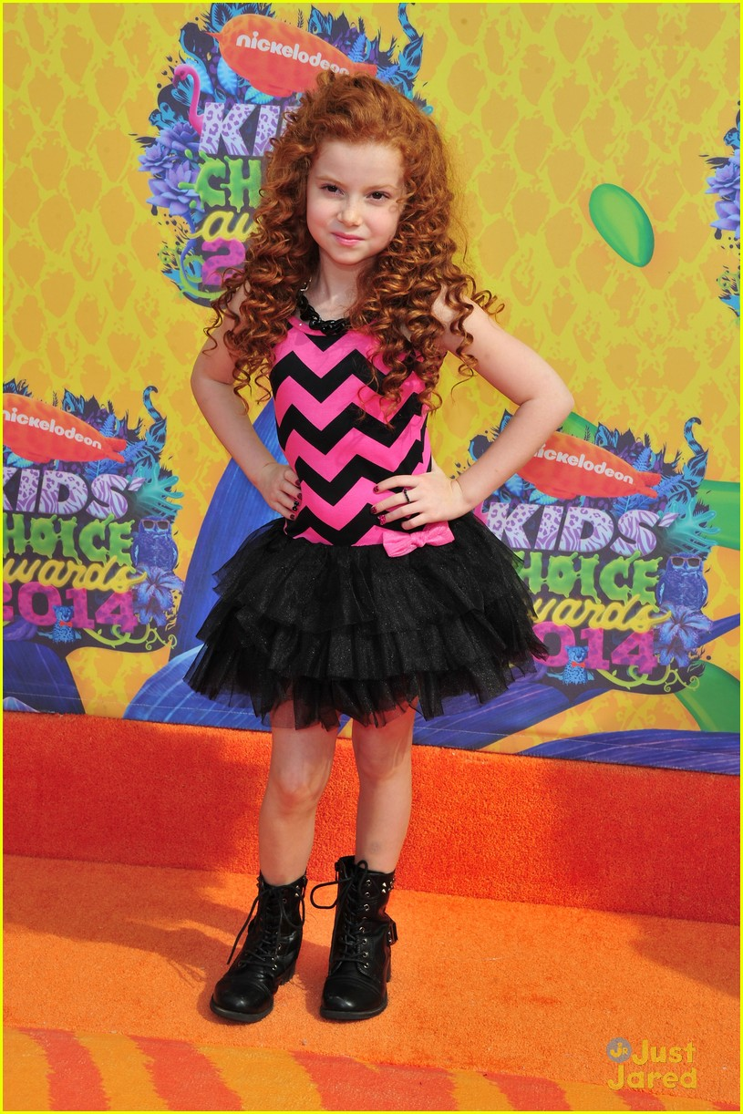 Good Luck Charlie recently  G Hannelius In Good Luck Charlie