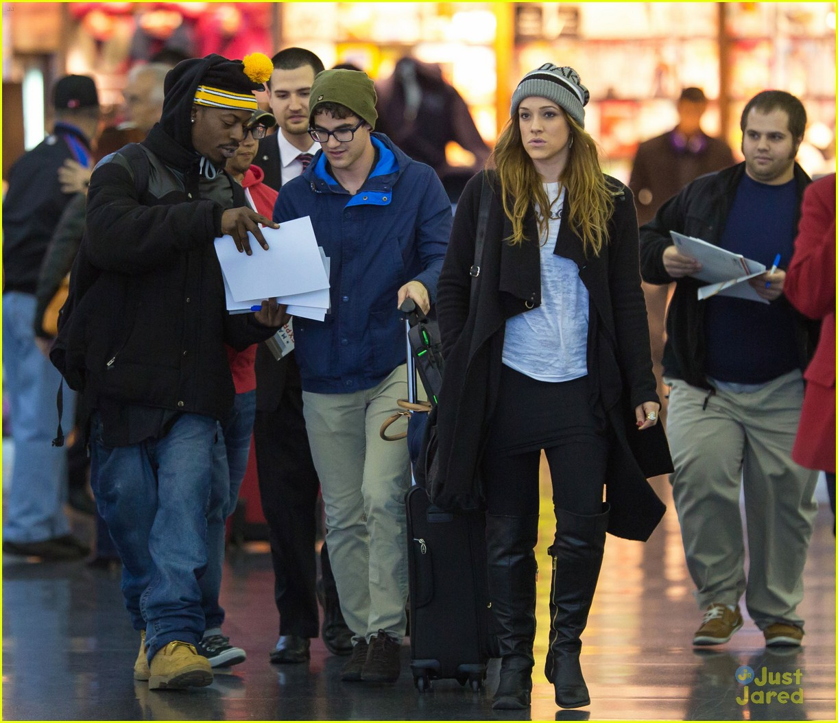 Looking Ahead on 'Glee': Darren Criss Dishes On What's ... Vanessa Hudgens Boyfriend