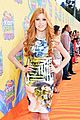 Greer-kca katherine mcnamara and greer grammer cute and colorful at 2014 kids choice awards01