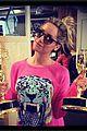 Tisdale-emmys ashley tisdale goal emmy hugo lunch 02