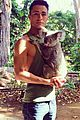 Colton-pecs colton haynes giant pecs take over this shirtless pic 04