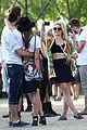 Dianna-camera dianna agron tribal camera coachella 09