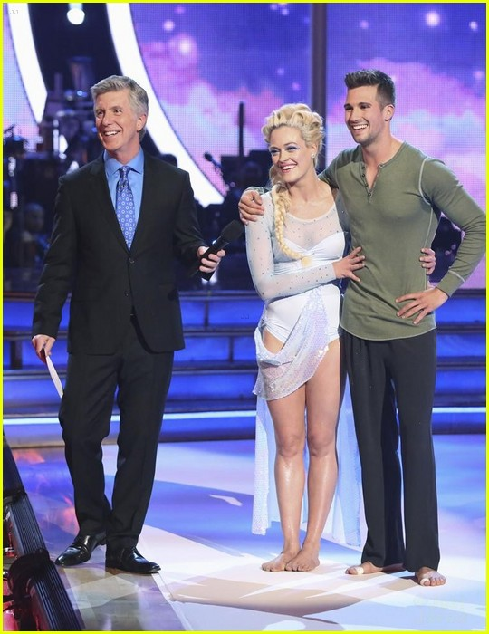 Dwts frozen james maslow dating 5