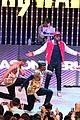 Jason-city jason derulo jordin sparks get cozy on stage 18