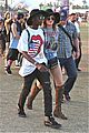 Jenner-hippie kendall and kylie jenner on an accesory hunt at coachella 201441