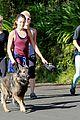 Julianne-hike julianne hough nikki reed hike after gym 12