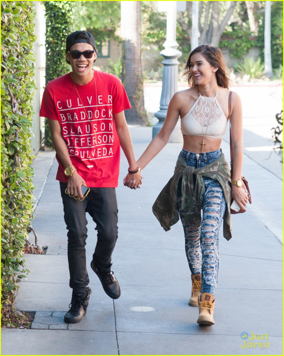 roshon fegan girlfriend camia marie chaidez parenthood 05