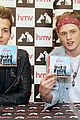 Vamps-hmv the vamps hmv signing celeb crushes 19