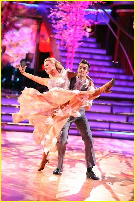 dancing with the stars peta and james dating Peta murgatroyd and james maslow were in an on-screen matchup in jan 2014 on screen matchups peta murgatroyd and james maslow were in dancing with the stars (2005) together .