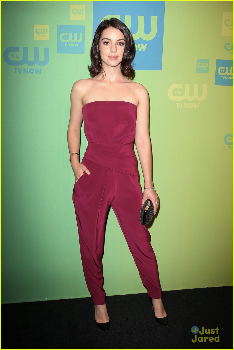 adelaide kane reigns supreme at cw upfront 2014 01