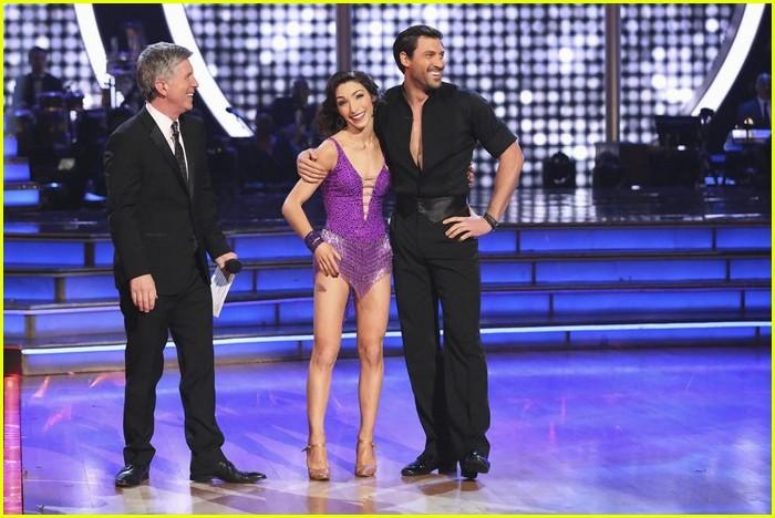 Maksim Chmerkovskiy Meryl Davis Talk Dwts Win Dating: Meryl Davis & Maksim Chmerkovskiy WIN 'Dancing With The