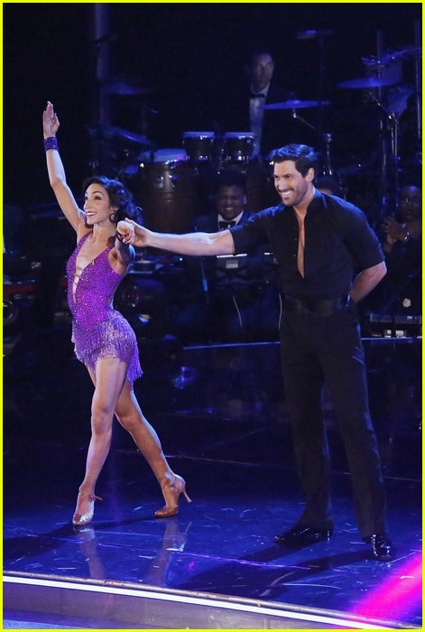 dwts finale meryl and maks dating