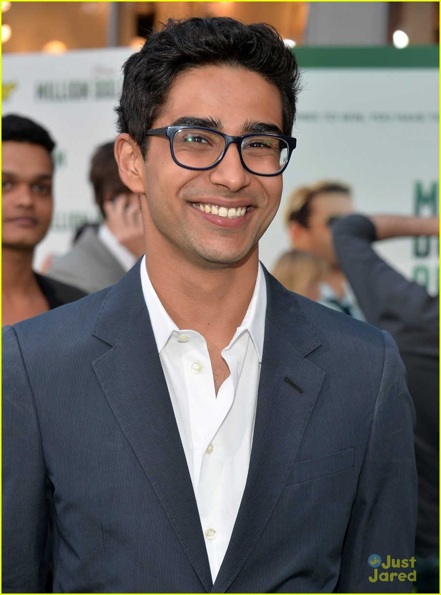suraj sharma amp madhur mittal million dollar arm