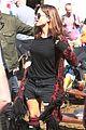 Jenna-lily jenna coleman richard madden lily james more glastonbury 04