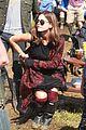 Jenna-lily jenna coleman richard madden lily james more glastonbury 15