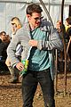 Lily-matt lily james matt smith jenna coleman glastonbury sunday 05