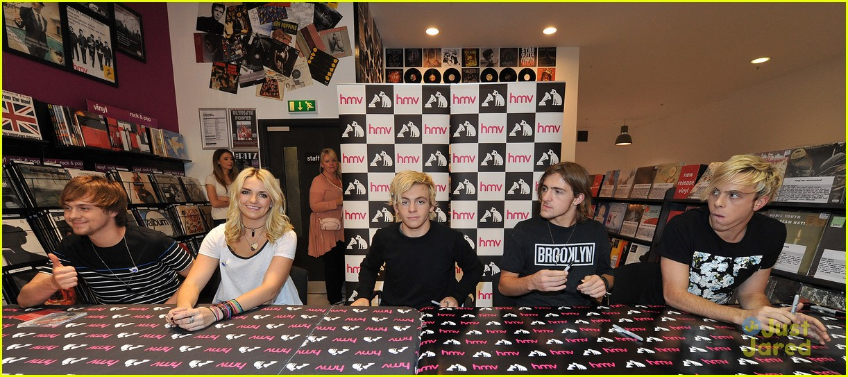 r5 ellington ratliff lost voice album signing 19