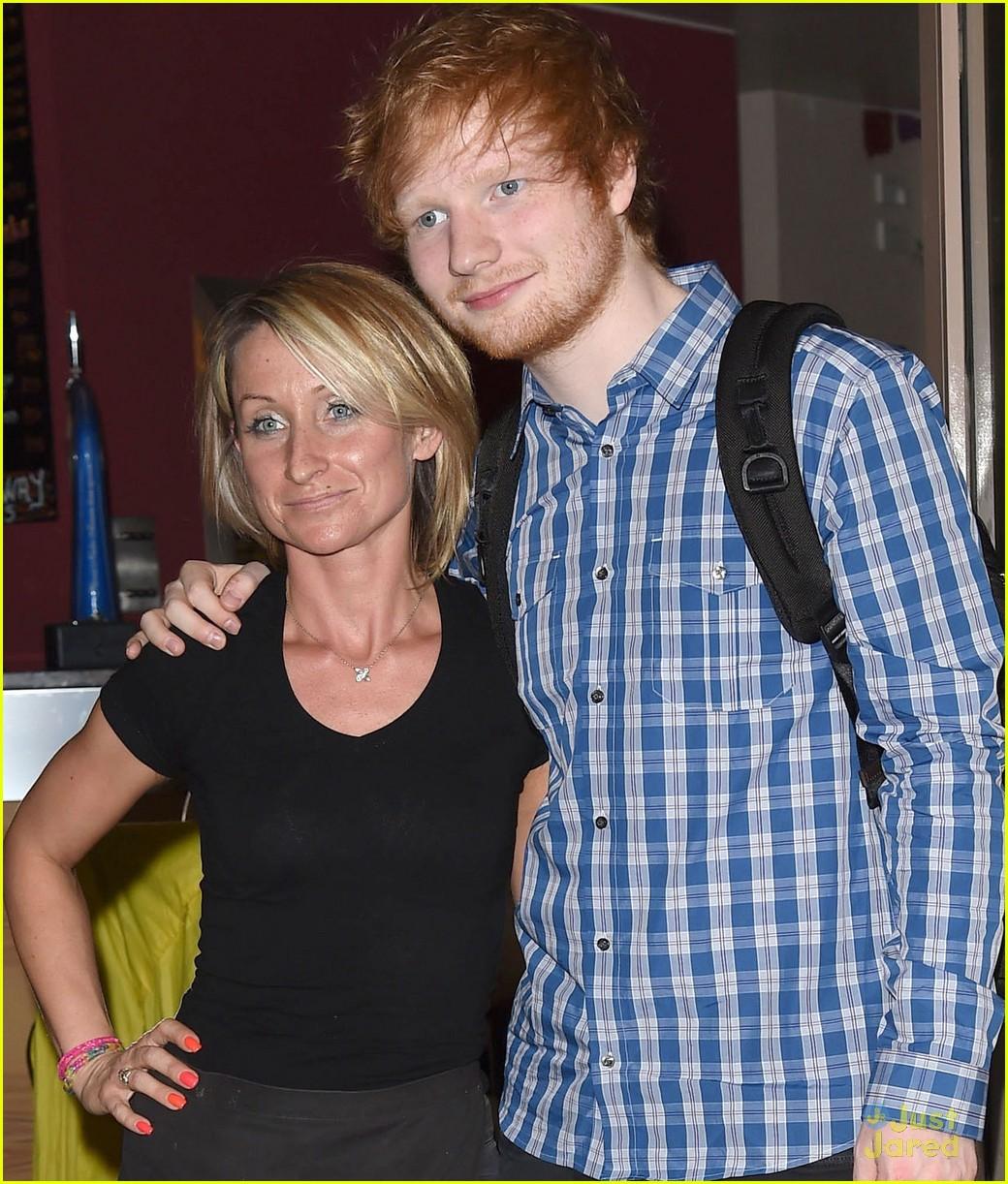 ed sheeran calls harry styles his anchor 10