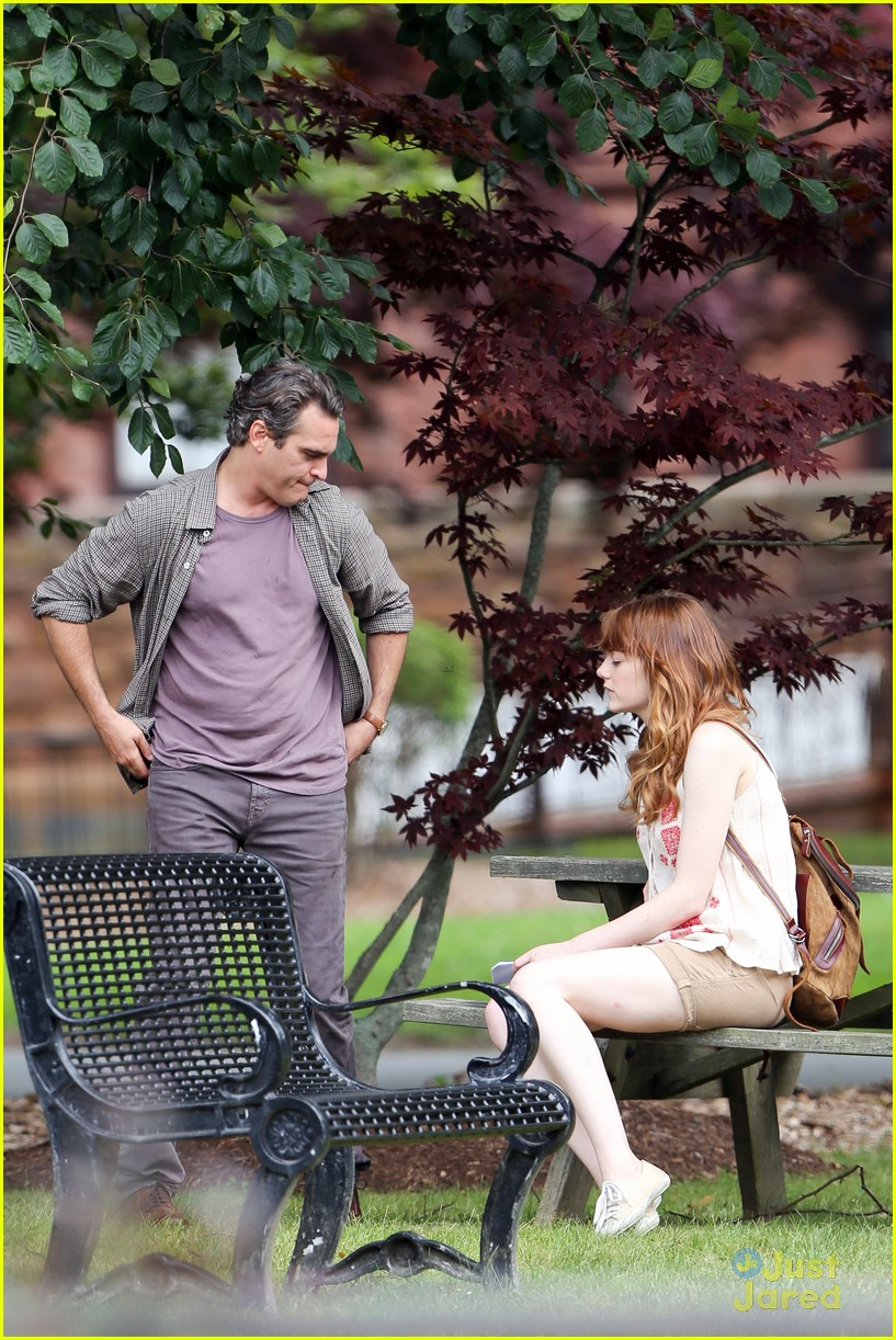 Un homme irrationnel de Woody Allen (2015) Emma-stone-joaquin-phoenix-park-woody-allen-film-09