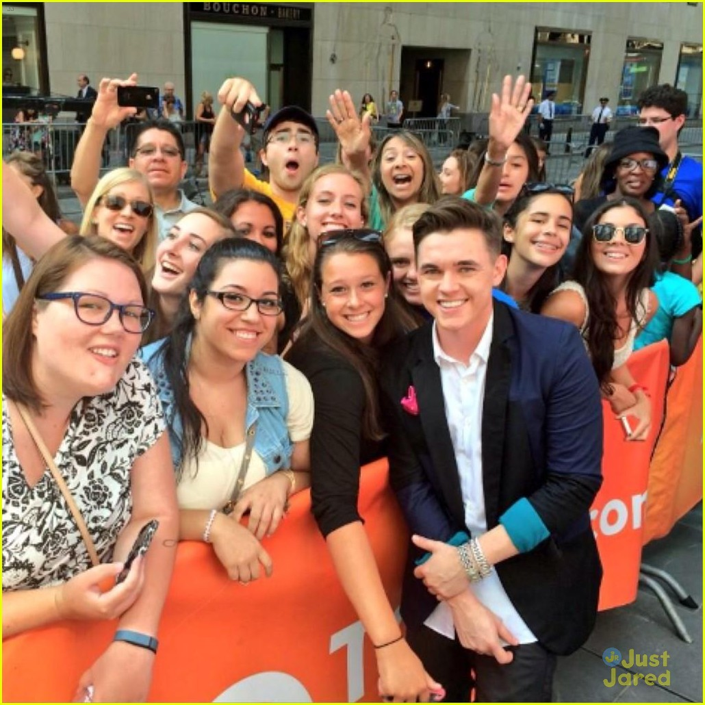 jesse mccartney today show empire state building 03